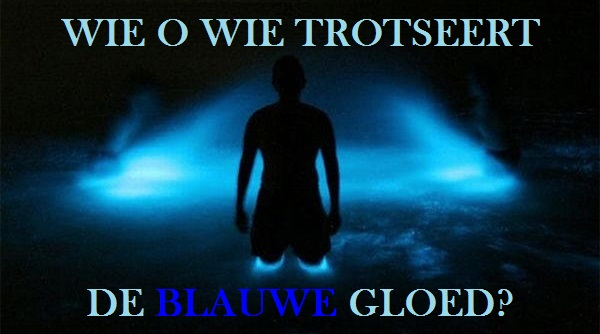 team Blauw Vs mystery guest